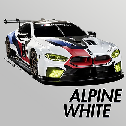 BMW Alpine White
