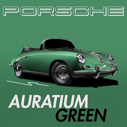 Porsche Auratium Green