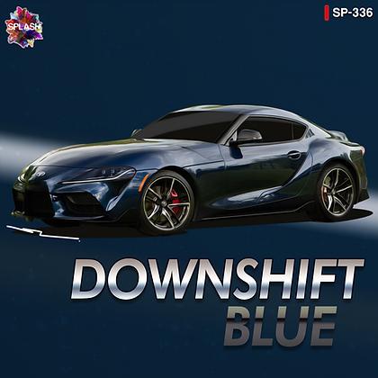 Downshift Blue