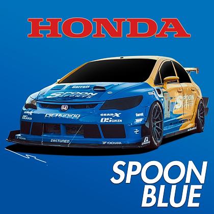 Honda Spoon Blue