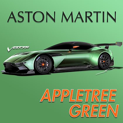 Aston Martin Appletree Green