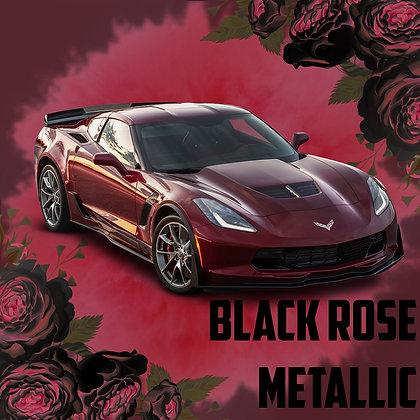 Chevrolet Black Rose Metallic