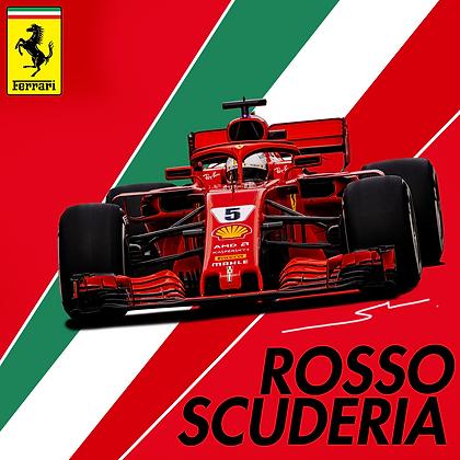 Ferrari Rosso Scuderia