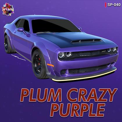 Dodge Plum Crazy Purple