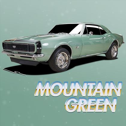 Chevrolet Mountain Green