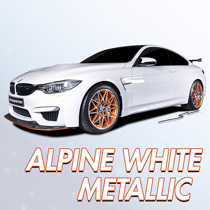 BMW Alpine White Metallic