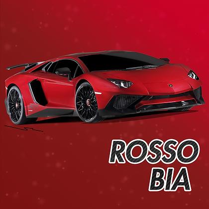 Lamborghini Rosso Bia