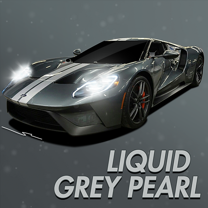 Ford Liquid Grey Pearl