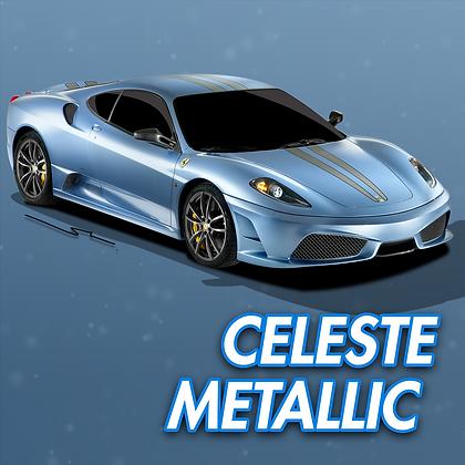 Ferrari Celeste