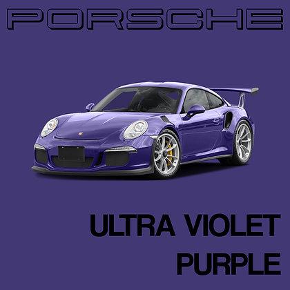 Porsche Ultra Violet 1oz