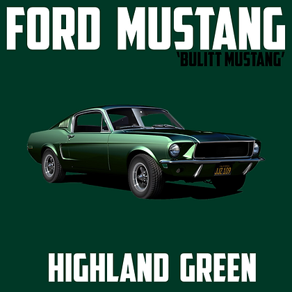 Ford Highland Green