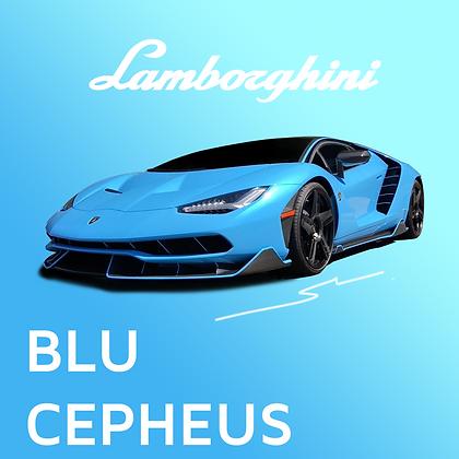 Lamborghini Blu Cepheus