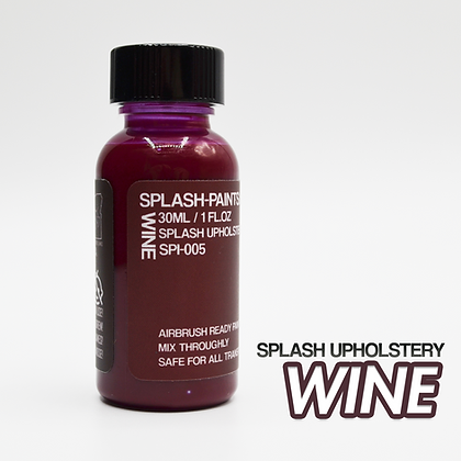 SPLASH UPHOLSTERY Wine