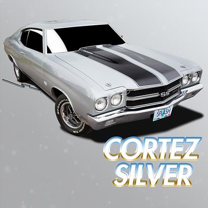Chevrolet Cortez Silver