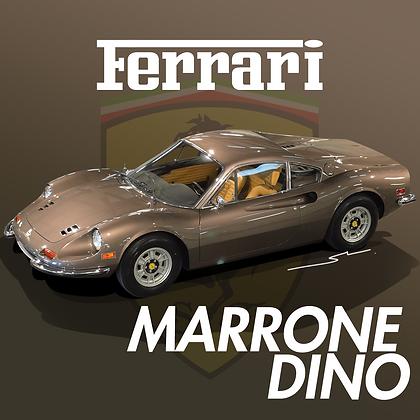 Ferrari Marrone Dino