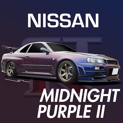 Nissan Midnight Purple II