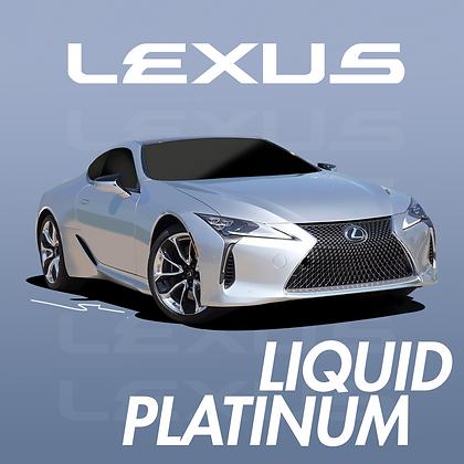Lexus Liquid Platinum
