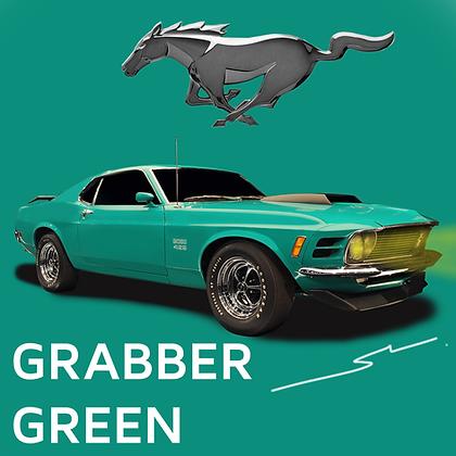 Ford Grabber Green