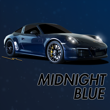 Porsche Midnight Blue