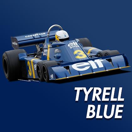 Tyrrell Blue