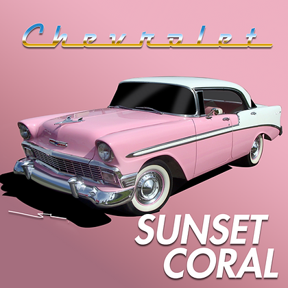 Chevrolet Sunset Coral