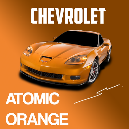 Chevrolet Atomic Orange
