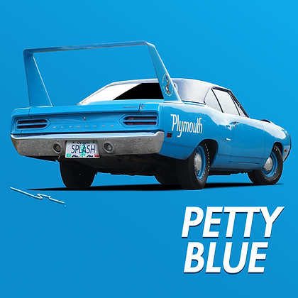 Plymouth Petty Blue