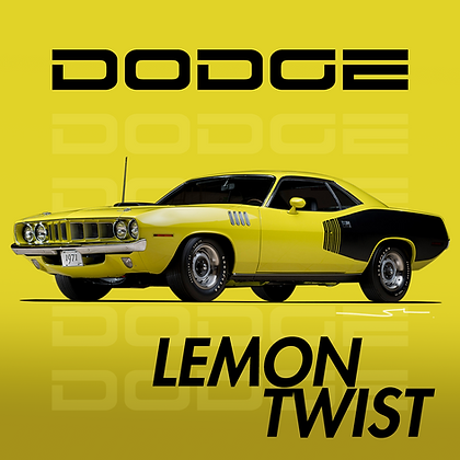 Dodge Lemon Twist