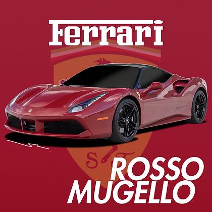 Ferrari Rosso Mugello