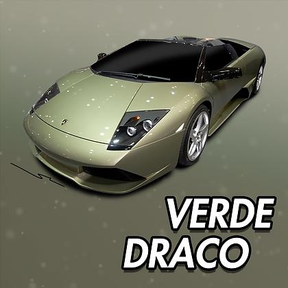 Lamborghini Verde Draco
