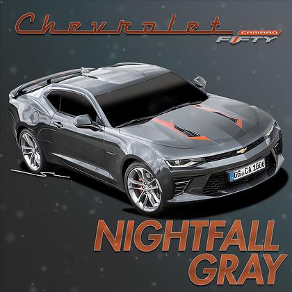 Chevrolet Nightfall Gray
