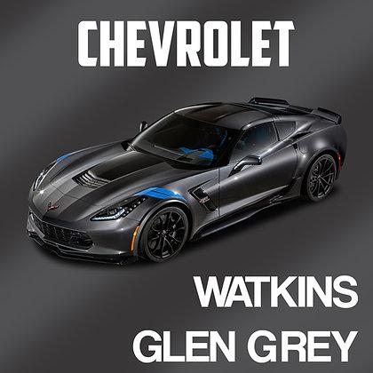 Chevrolet Watkins Glen Grey