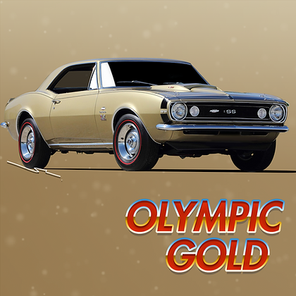 Chevrolet Olympic Gold
