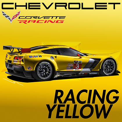 Chevrolet Racing Yellow