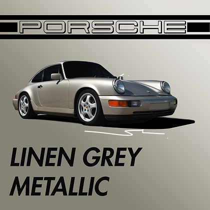 Porsche Linen Grey Met