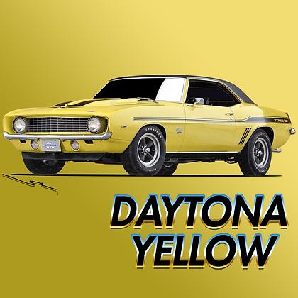 Chevrolet Daytona Yellow