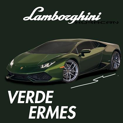 Lamborghini Verde Ermes