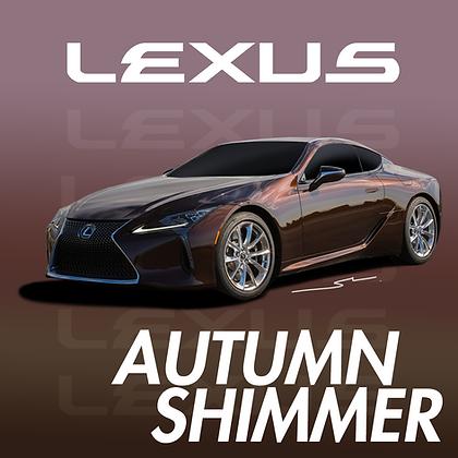 Lexus Autumn Shimmer