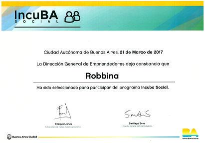 Diploma Incuba Social