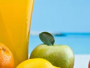 Receitas refrescantes para o verão! por Andréa Santa Rosa Garcia
