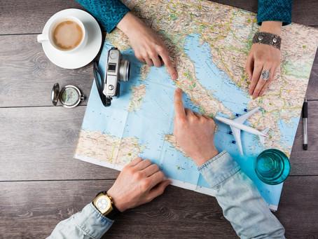 Como Montar um Roteiro de Viagem