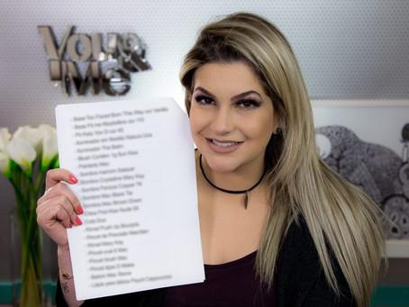 LISTA DE PRODUTOS PARA MULHERES MADURAS