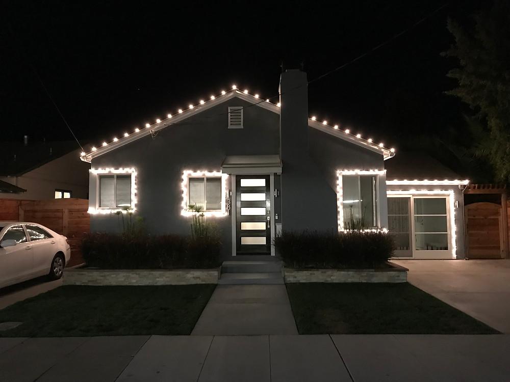 Christmas light installation service Hillsborough