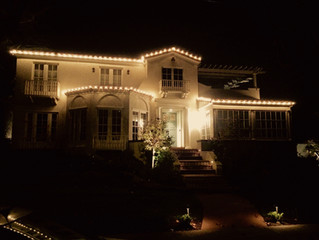 Christmas light installations Hillsborough