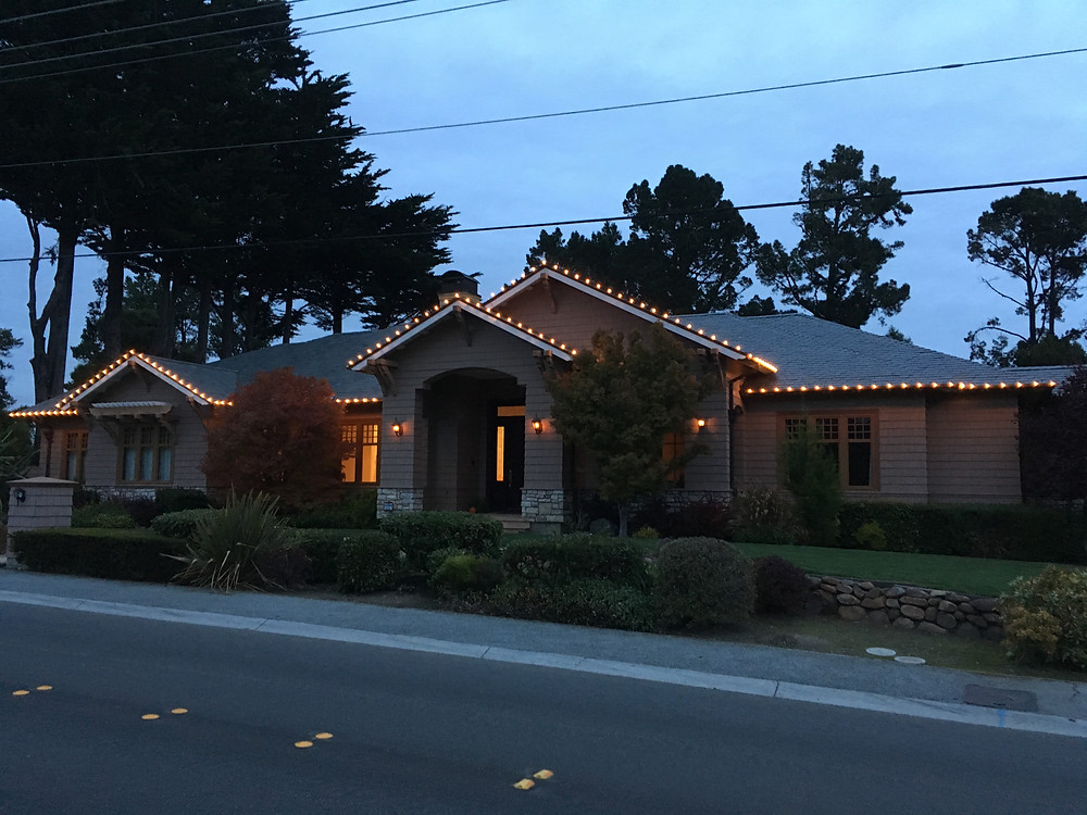 Christmas lighting professionals Hillsborough