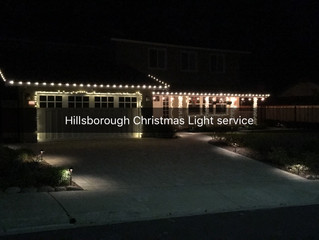 Professional christmas light installation hillsborough, ca