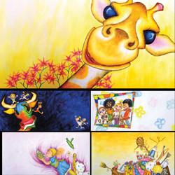 Gira gira da Girafa Rafa