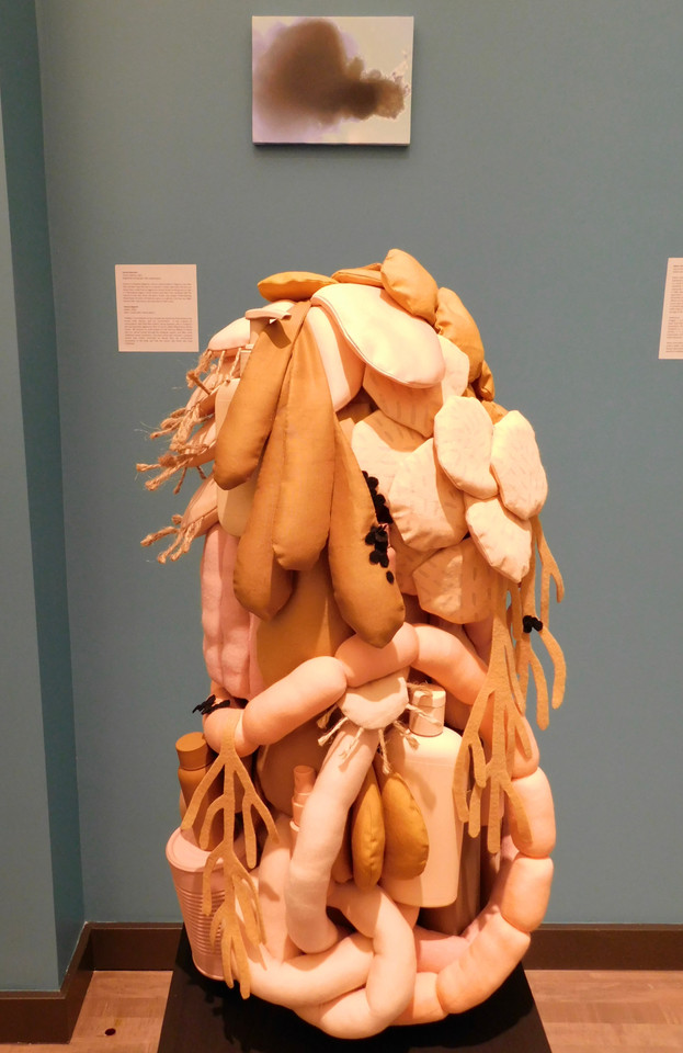 """""""Hidden"""" sculture"""