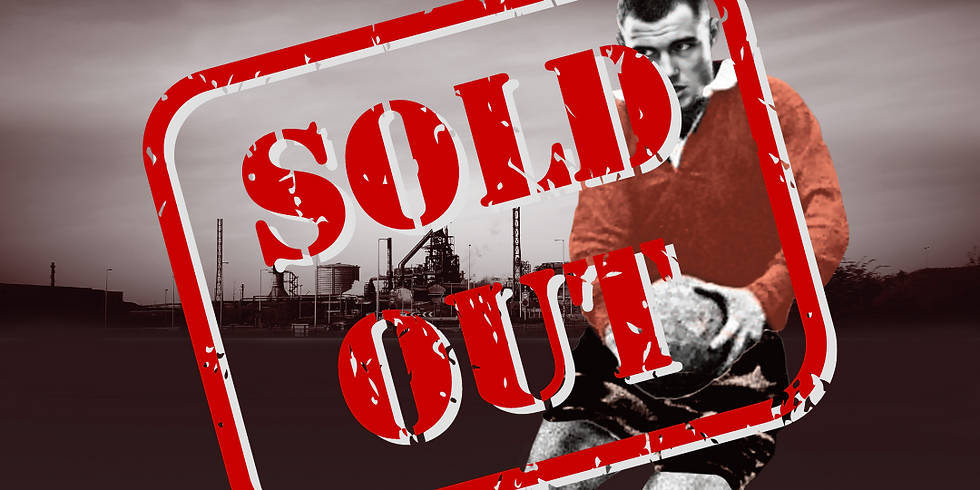 Fly Half The Play - SOLD OUT