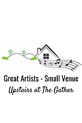 Copy of Great Artists - Small Venue (1).